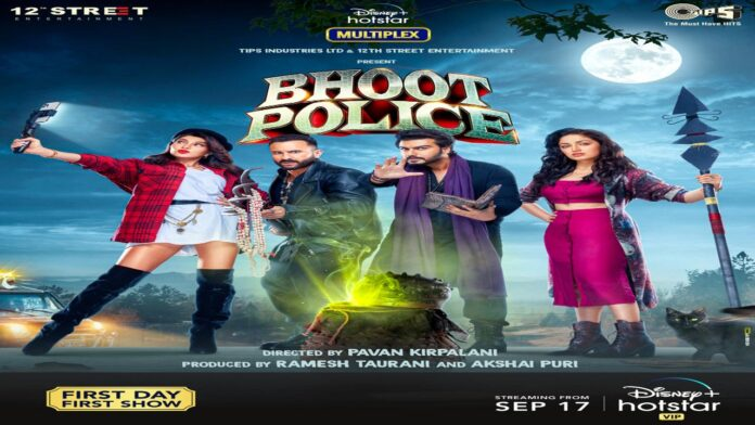 Bhoot Police Movie Cast, Actors, Actress, Release Date, Story