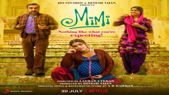 Mimi Movie Cast, Actors, Actress, Release Date, Story & More
