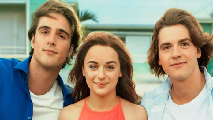 The Kissing Booth 3 Netflix
